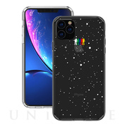 【iPhone11 Pro Max ケース】Hybrid Cushion Graphics Case (Spaceman)
