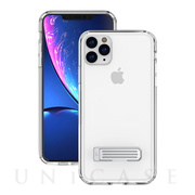 【iPhone11 Pro Max ケース】Hybrid Cushion Kickstand Case (Crystal)