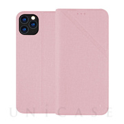 【iPhone11 Pro Max ケース】Amos QCAC Flip Case (Cherry Blossoms)