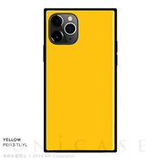 【iPhone11 Pro ケース】TILE (YELLOW)