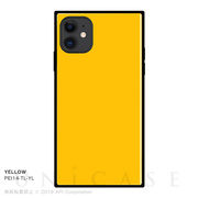 【iPhone11 ケース】TILE (YELLOW)