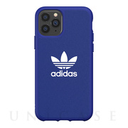 【iPhone11 Pro ケース】adicolor Moulded Case  FW19 (Power Blue)