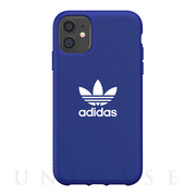 【iPhone11/XR ケース】adicolor Moulded Case  FW19 (Power Blue)