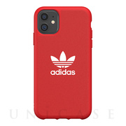 【iPhone11/XR ケース】adicolor Moulded Case  FW19 (Scarlet)
