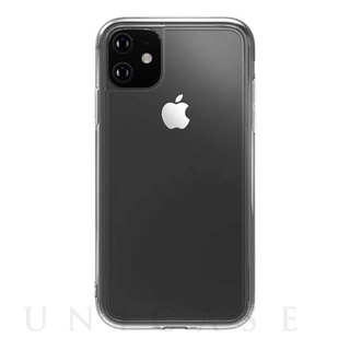 【iPhone11 ケース】LINKASE AIR with Gorilla Glass (クリア)