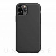 【iPhone11 Pro ケース】Nature Series Silicone Case (black)