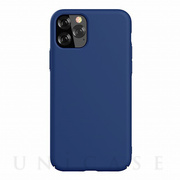 【iPhone11 Pro ケース】Nature Series Silicone Case (blue)