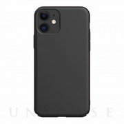 【iPhone11 ケース】Nature Series Silicone Case (black)