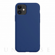 【iPhone11 ケース】Nature Series Silicone Case (blue)