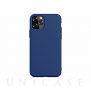 【iPhone11 Pro Max ケース】Nature Series Silicone Case (blue)
