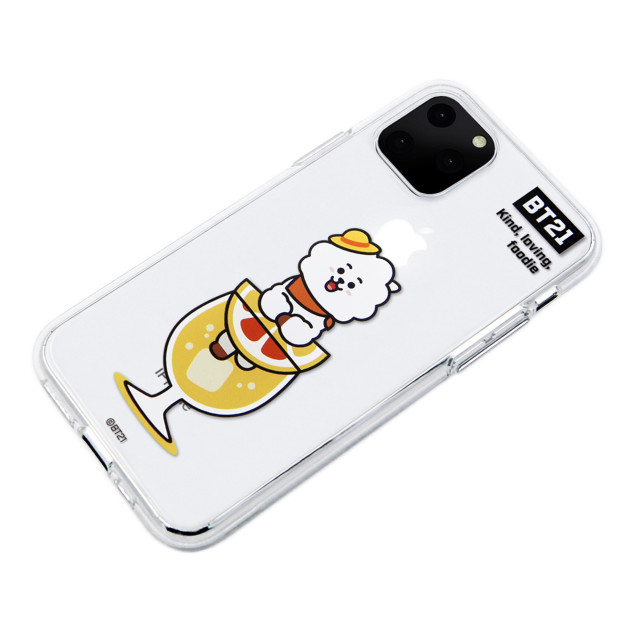 【iPhone11 Pro ケース】CLEAR SOFT SUMMER DOLCE (RJ BT21)サブ画像