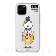 【iPhone11 Pro ケース】CLEAR SOFT SUMMER DOLCE (RJ BT21)