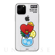 【iPhone11 Pro ケース】CLEAR SOFT SUMMER DOLCE (TATA BT21)