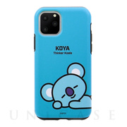 【iPhone11 Pro ケース】DUAL GUARD BASIC (KOYA BT21)