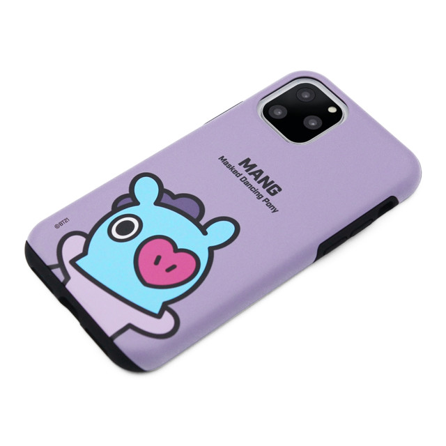 【iPhone11 Pro ケース】DUAL GUARD BASIC (MANG BT21)サブ画像