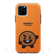 【iPhone11 Pro ケース】DUAL GUARD BASIC (SHOOKY BT21)