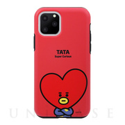【iPhone11 Pro ケース】DUAL GUARD BASIC (TATA BT21)