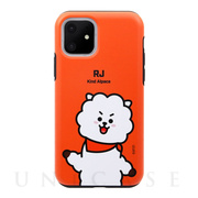 【iPhone11 ケース】DUAL GUARD BASIC (RJ BT21)