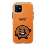 【iPhone11 ケース】DUAL GUARD BASIC (SHOOKY BT21)