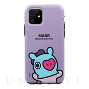 【iPhone11 ケース】DUAL GUARD BASIC (MANG BT21)