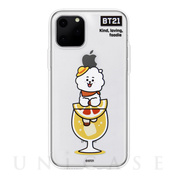 【iPhone11 Pro Max ケース】CLEAR SOFT SUMMER DOLCE (RJ BT21)