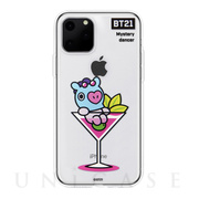 【iPhone11 Pro Max ケース】CLEAR SOFT SUMMER DOLCE (MANG BT21)