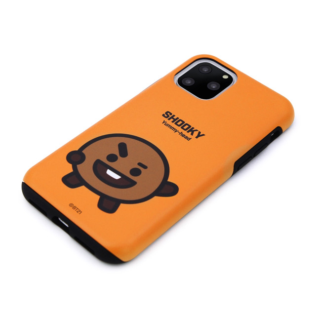 【iPhone11 Pro Max ケース】DUAL GUARD BASIC (SHOOKY BT21)サブ画像