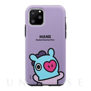 【iPhone11 Pro Max ケース】DUAL GUARD BASIC (MANG BT21)