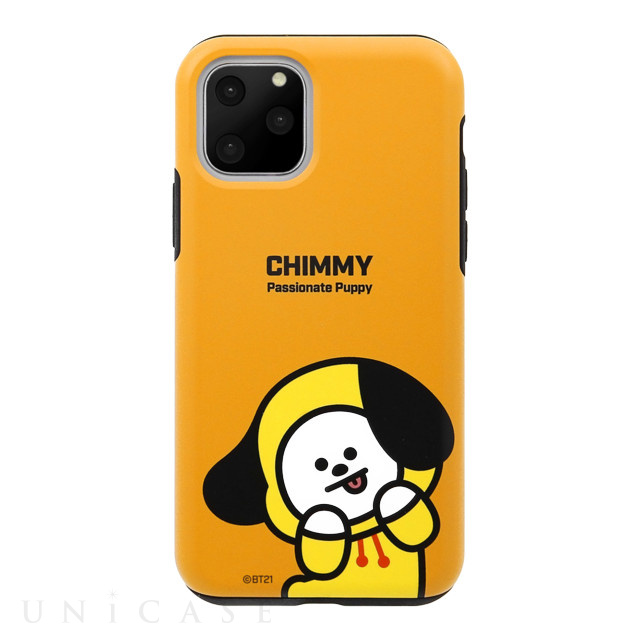 【iPhone11 Pro Max ケース】DUAL GUARD BASIC (CHIMMY BT21)