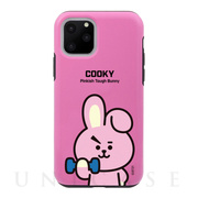【iPhone11 Pro Max ケース】DUAL GUARD BASIC (COOKY BT21)