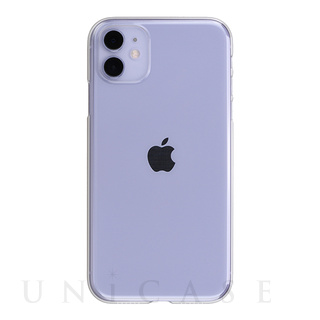 【iPhone11 ケース】Air Jacket (Clear)