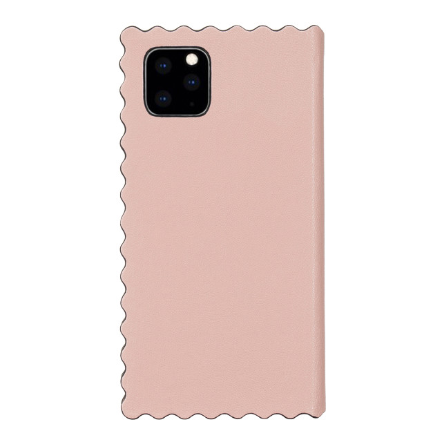 【iPhone11 Pro ケース】Wave Diary (ピンク)サブ画像