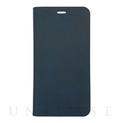 【iPhone11 Pro ケース】Plain Folio  (Navy)