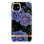 【iPhone11 ケース】Blooming Peonies
