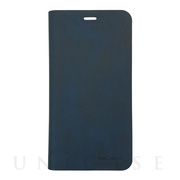 【iPhone11 ケース】Plain Folio  (Navy)