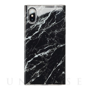 【アウトレット】【iPhoneXS/X ケース】Maelys Collections Marble for iPhoneXS/X (Black)
