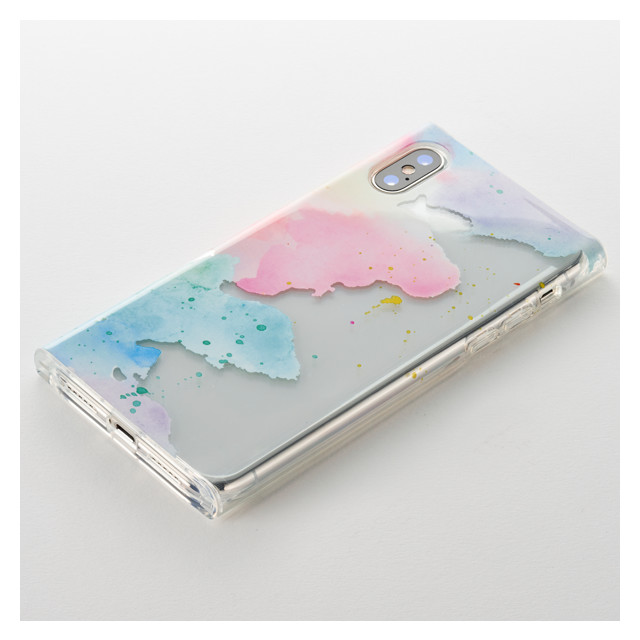 【アウトレット】【iPhoneXS/X ケース】Louna Collections watercolor for iPhoneXS/X (pale)サブ画像