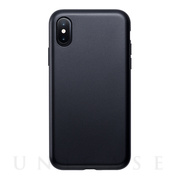 【アウトレット】【iPhoneXS/X ケース】Smooth Touch Hybrid Case for iPhoneXS/X (Iron Black)
