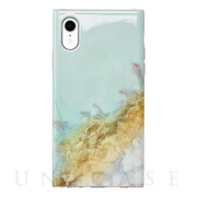 【アウトレット】【iPhoneXR ケース】Maelys Collections Marble for iPhoneXR (Mint)