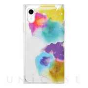 【アウトレット】【iPhoneXR ケース】Louna Collections watercolor for iPhoneXR (vivid)