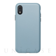 【アウトレット】【iPhoneXR ケース】Smooth Touch Hybrid Case for iPhoneXR (Stone Blue)