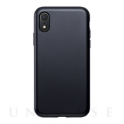 【アウトレット】【iPhoneXR ケース】Smooth Touch Hybrid Case for iPhoneXR (Iron Black)