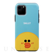 【iPhone11 Pro Max ケース】DUAL GUARD FACE (SALLY)