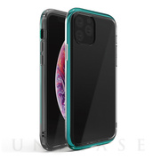 【iPhone11 Pro ケース】INFINITY CLEAR CASE (Emerald)