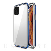 【iPhone11 Pro ケース】INFINITY CLEAR CASE (Sapphire)