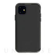 【iPhone11 ケース】INFINITY CLEAR CASE (Black)