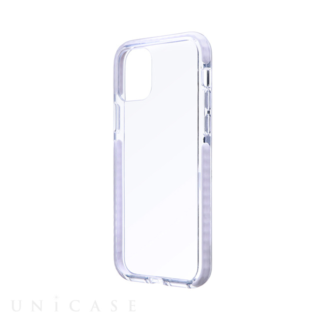 【iPhone11 Pro ケース】CLEAR STRONG TOUGH (ホワイト)