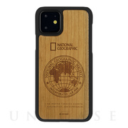 【iPhone11 ケース】Global Seal Nature Wood (チェリーウッド)