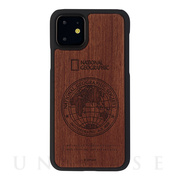 【iPhone11 ケース】Global Seal Nature Wood (ローズウッド)