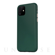 【iPhone11 ケース】PELLIS (FOREST GREEN)